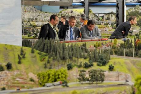 Eventfotografie: Siemens Veranstaltung